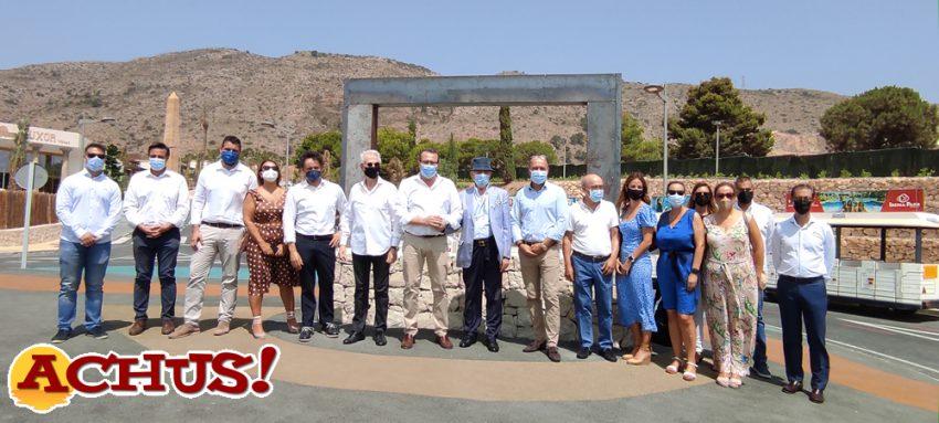 El complejo Terra Mítica estrena su nuevo resort, Grand Luxor Village