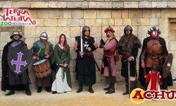 Danzas tradicionales y recreaciones medievales amenizarán la celebración del 9 d'Octubre en Terra Natura Benidorm